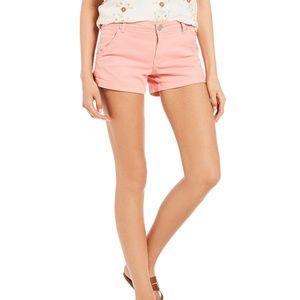 Jolt | Salmon colored shorts juniors size 1 NWT